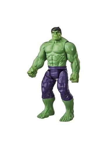 Hasbro Marvel Avengers Titan Hero Hulk Özel Figür Renkli